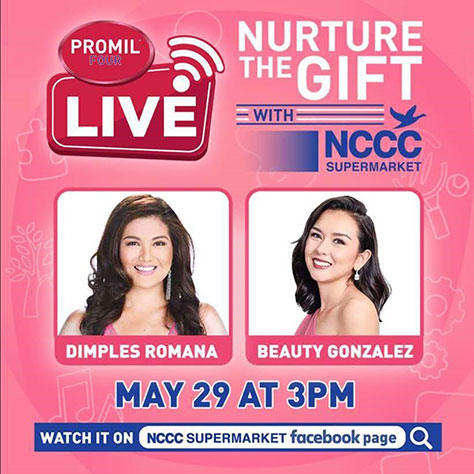 Promil Four x NCCC Supermarket Livestream