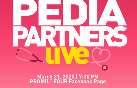 Promil Four Pedia Partners Live
