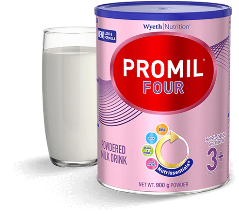 Promil Four Block > Brands (previous revision)
